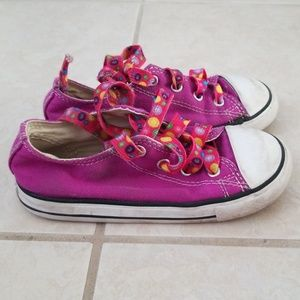 Converse All Star Size 10 toddler